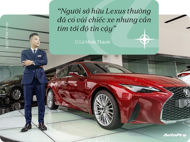 Gặp salesman bán nhiều Lexus nhất Việt Nam, được khách nữ đón bằng LX 570, tiếp như nguyên thủ - Ảnh 11.