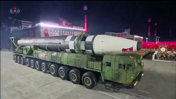 Rò rỉ hình ảnh mới từ Triều Tiên khiến thế giới lo ngại - ảnh 2