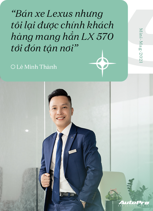 Gặp salesman bán nhiều Lexus nhất Việt Nam, được khách nữ đón bằng LX 570, tiếp như nguyên thủ - Ảnh 21.