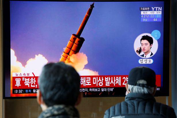 Rò rỉ hình ảnh mới từ Triều Tiên khiến thế giới lo ngại - ảnh 4