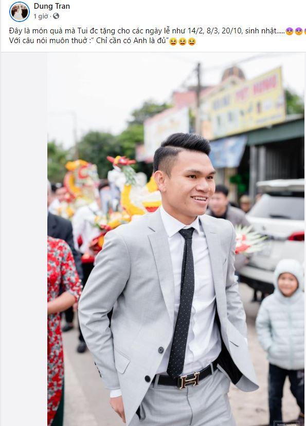 Cầu thủ bóng đá Việt Nam gửi lời chúc đặc biệt gì đến phái đẹp ngày 8/3? - Ảnh 5.