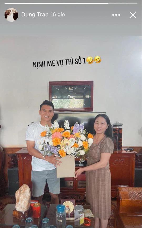 Cầu thủ bóng đá Việt Nam gửi lời chúc đặc biệt gì đến phái đẹp ngày 8/3? - Ảnh 6.