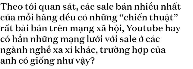 Gặp salesman bán nhiều Lexus nhất Việt Nam, được khách nữ đón bằng LX 570, tiếp như nguyên thủ - Ảnh 6.