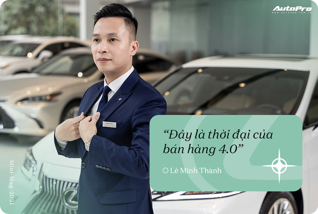 Gặp salesman bán nhiều Lexus nhất Việt Nam, được khách nữ đón bằng LX 570, tiếp như nguyên thủ - Ảnh 7.