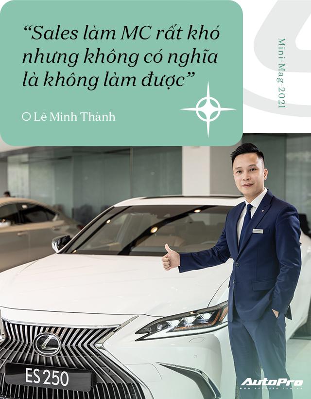 Gặp salesman bán nhiều Lexus nhất Việt Nam, được khách nữ đón bằng LX 570, tiếp như nguyên thủ - Ảnh 9.