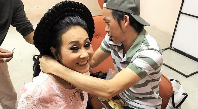 Nghệ sĩ Thanh Hằng: Câu nói của Hoài Linh khiến tôi bất ngờ lắm - Ảnh 3.