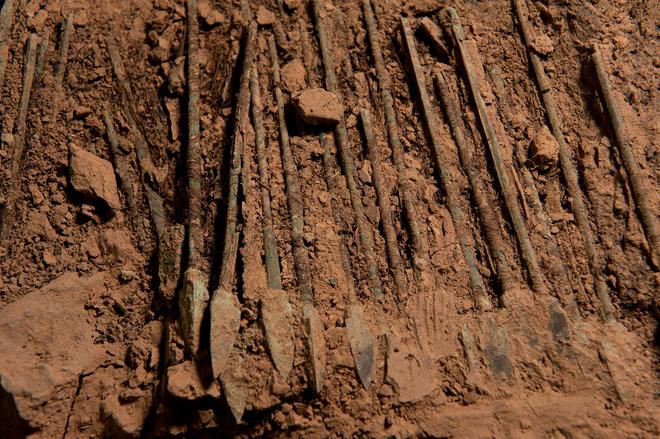 3 kho báu tìm thấy trong lăng mộ Tần Thủy Hoàng chứng minh tầm nhìn vĩ đại của Tần vương: Đi trước phương Tây 2.000 năm - Ảnh 5.