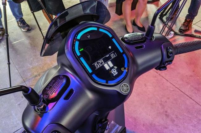Yamaha đưa cơn ác mộng giá 75 triệu về Việt Nam, kèn cựa Honda SH, VinFast Theon? - Ảnh 11.