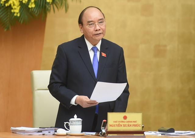 Chủ tịch nước Nguyễn Phú Trọng trình miễn nhiệm Thủ tướng Nguyễn Xuân Phúc - Ảnh 1.