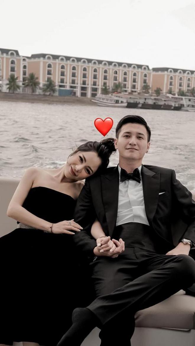 Huỳnh Anh làm rõ tin bạn gái lớn hơn 6 tuổi thuộc dòng tộc giàu nhất nhì Việt Nam - Ảnh 1.
