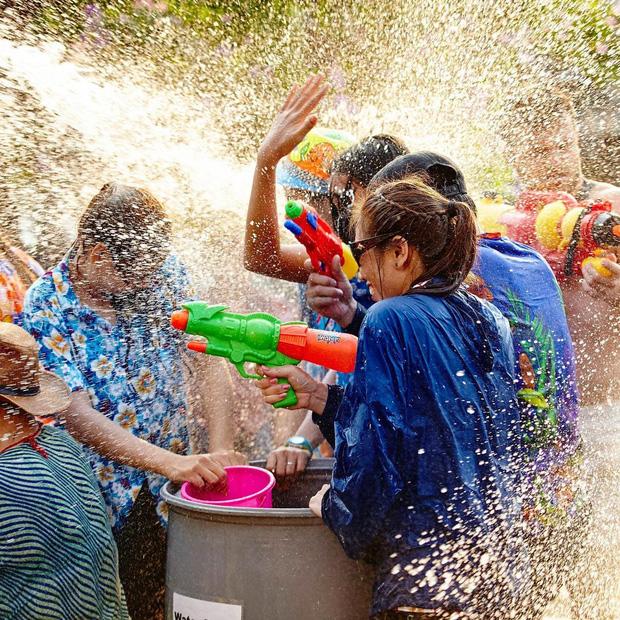 Cái khó của du lịch Thái Lan: Sắp Songkran thì... Cô Vy trở lại? - Ảnh 1.