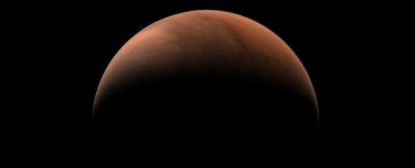 Trung Quốc công bố hình ảnh ám ảnh từ sao Hỏa - Ảnh 1.