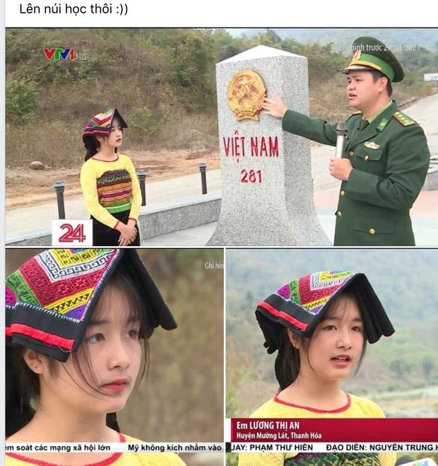 Nữ sinh xuất hiện vài giây ở bản tin thời sự, netizen ngắm xong rần rần đòi tăng lương cho anh quay phim của VTV - Ảnh 3.