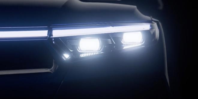 VinFast VF e36 lộ diện rõ nét trên sóng truyền hình Mỹ: SUV cỡ lớn chạy điện tự lái sắp bán ra thị trường - Ảnh 3.