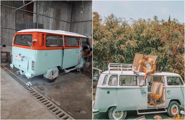 Du lịch bằng mobihome đang bùng nổ ở Việt Nam có gì hấp dẫn đến vậy? Chi phí cải tạo lên đến hàng trăm triệu, nhưng trải nghiệm phượt giữa thiên nhiên lại vô cùng xứng đáng - Ảnh 9.