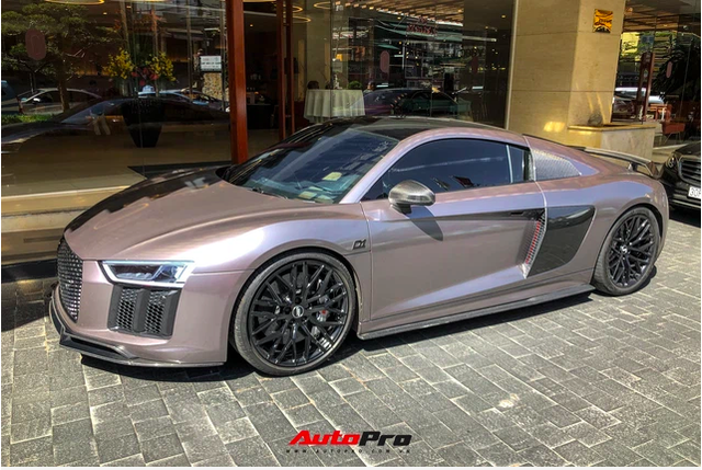 Audi R8 từng của Đông Nhi - Ông Cao Thắng bất ngờ được chào bán giá dưới 10 tỷ đồng - Ảnh 2.