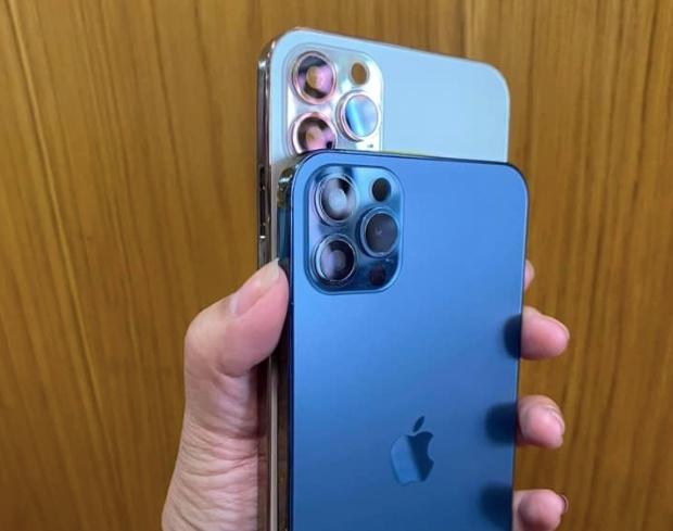 Bán iPhone 12 nhưng ruột là iPhone cũ - Ảnh 1.