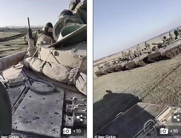 8 vạn quân Nga kéo tới sát biên giới, Kiev sẽ không còn toàn vẹn - Mỹ truyền đi thông điệp thách thức: Ukraine hay là chết? - Ảnh 1.