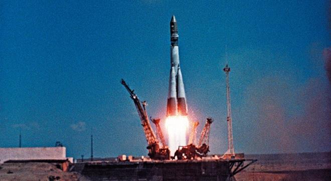 Chuyến bay 108 phút ghi dấu lịch sử của Yuri Gagarin - ảnh 1