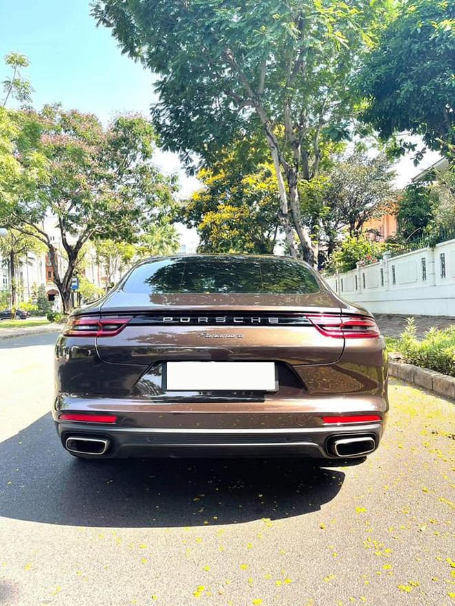 Trải nghiệm Porsche Panamera 10.000km, đại gia Việt rao bán với giá rẻ hơn 1 tỷ đồng - Ảnh 2.