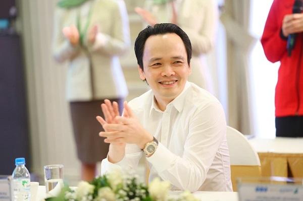 FLC tăng giá dồn dập trước ĐHCĐ, Chủ tịch Trịnh Văn Quyết lội ngược dòng lên Top 30 - Ảnh 1.