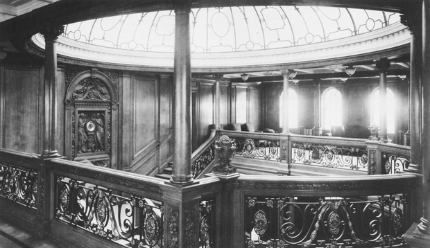 Những hình ảnh hiếm của con tàu huyền thoại Titanic ngoài đời thực: Có thực sự hào nhoáng và lộng lẫy như trong phim? - Ảnh 3.
