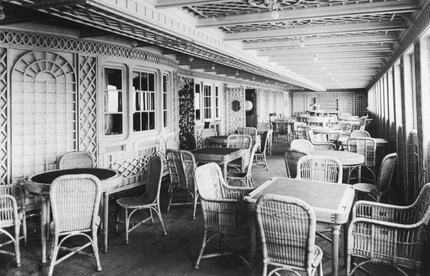 Những hình ảnh hiếm của con tàu huyền thoại Titanic ngoài đời thực: Có thực sự hào nhoáng và lộng lẫy như trong phim? - Ảnh 6.