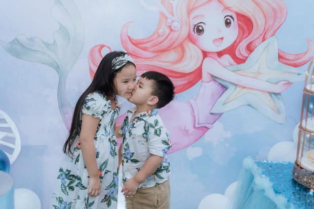 Con gái Trang Nhung mới 6 tuổi đã được chú ý nhờ nhan sắc gen trội trong tiệc sinh nhật - ảnh 6