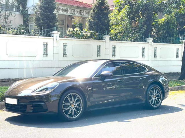 Trải nghiệm Porsche Panamera 10.000km, đại gia Việt rao bán với giá rẻ hơn 1 tỷ đồng - Ảnh 7.