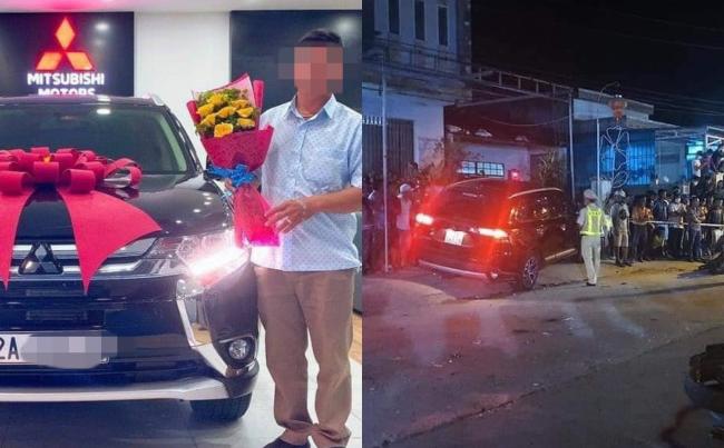 Vừa cười tươi nhận ô tô mới, người đàn ông đã điều khiển xe gây tai nạn liên hoàn khiến 7 người thương vong