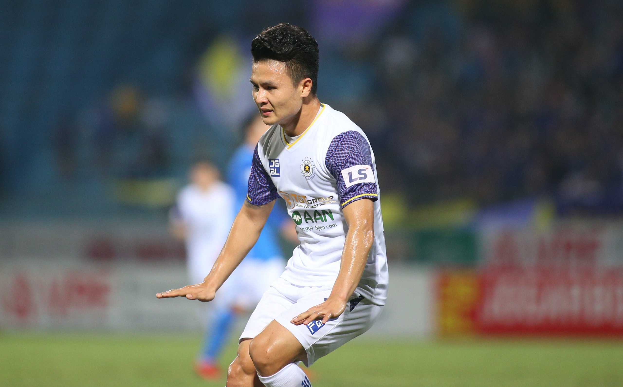 """Quang Hải: """"Mới chỉ khá ổn, mong không chấn thương để cống hiến cho đội tuyển Việt Nam"""""""
