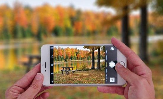 Mẹo hay chụp ảnh trên iPhone đẹp mê ly - Ảnh 2.