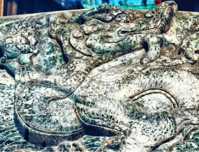Cổ vật bạc mệnh nhất lịch sử: Làm từ 3,5 tấn ngọc quý nhưng bị đem vào chùa muối dưa, 300 năm mới được giải cứu - Ảnh 5.