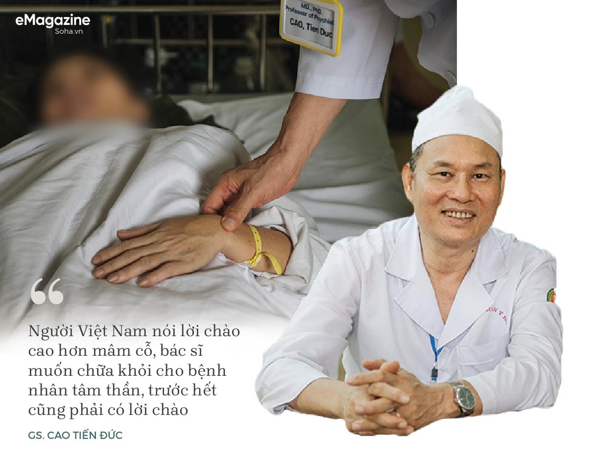 """Giáo sư duy nhất ngành tâm thần học Việt Nam: 39 năm làm việc với """"người điên"""", bị cho """"ăn đòn"""", """"đuổi cút"""" và chê """"ngơ ngơ"""" - Ảnh 11."""