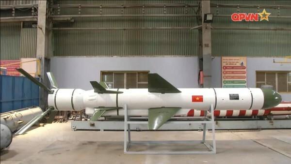 Tên lửa hiện đại Made in Vietnam bứt tốc thần kỳ: Hải quân Việt Nam đột phá lớn - Ảnh 1.