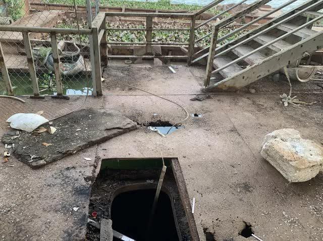 Hà Nội: Đột nhập nghĩa địa du thuyền, nhà hàng nổi tiền tỷ trên hồ Tây - Ảnh 14.
