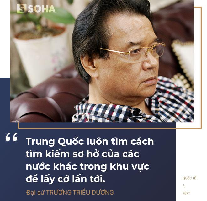 Chuyên gia Mỹ nhận định TQ dùng chiêu trò cũ ở bãi Ba Đầu, Đại sứ Trương Triều Dương chỉ rõ bài học của Philippines ở Scarborough - Ảnh 4.