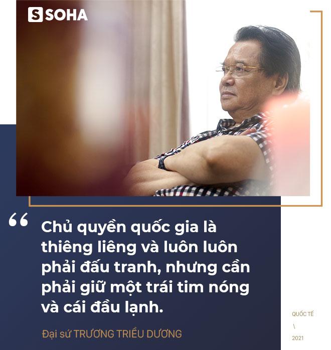 Chuyên gia Mỹ nhận định TQ dùng chiêu trò cũ ở bãi Ba Đầu, Đại sứ Trương Triều Dương chỉ rõ bài học của Philippines ở Scarborough - Ảnh 6.