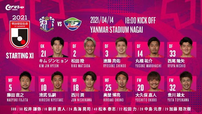 Đồng đội Văn Lâm phản lưới vô duyên, Cerezo Osaka thua cay đắng trước CLB mới lên hạng - Ảnh 1.
