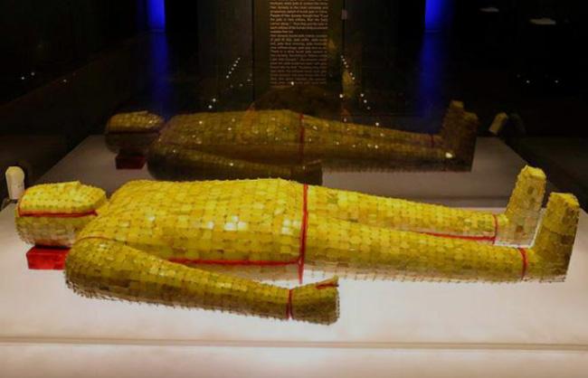 Báu vật kỳ tích trong lăng mộ 2000 năm hé lộ bí mật động trời về trí tuệ không tưởng của người xưa - Ảnh 2.