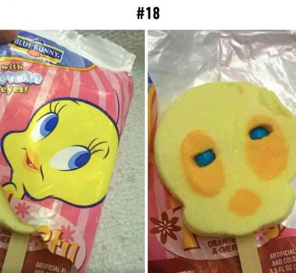 Chùm ảnh hài hước khi người dùng phải méo mặt vì trót tin vào quảng cáo - Ảnh 18.
