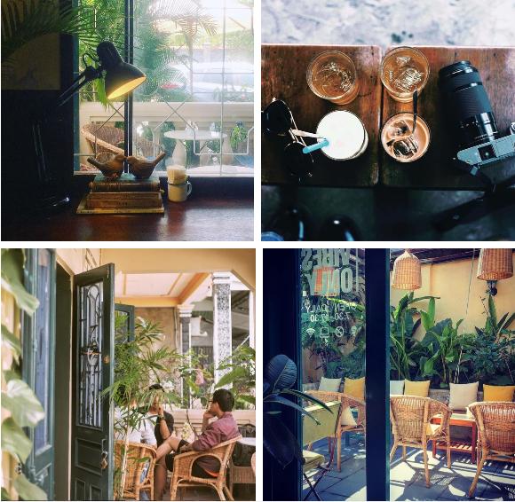 Hot hơn cả cái nắng miền Trung là những quán cà phê xinh đẹp này ở Đà Nẵng, Hội An: Sẵn sàng vali rồi thì đừng quên đưa vào lịch trình - Ảnh 5.