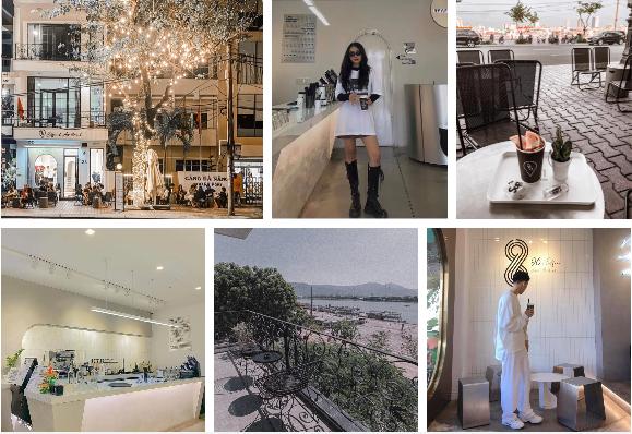 Hot hơn cả cái nắng miền Trung là những quán cà phê xinh đẹp này ở Đà Nẵng, Hội An: Sẵn sàng vali rồi thì đừng quên đưa vào lịch trình - Ảnh 3.