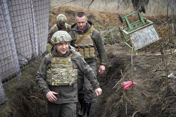 Khúc dạo đầu cho chiến tranh Nga-Ukraine? - Ảnh 1.