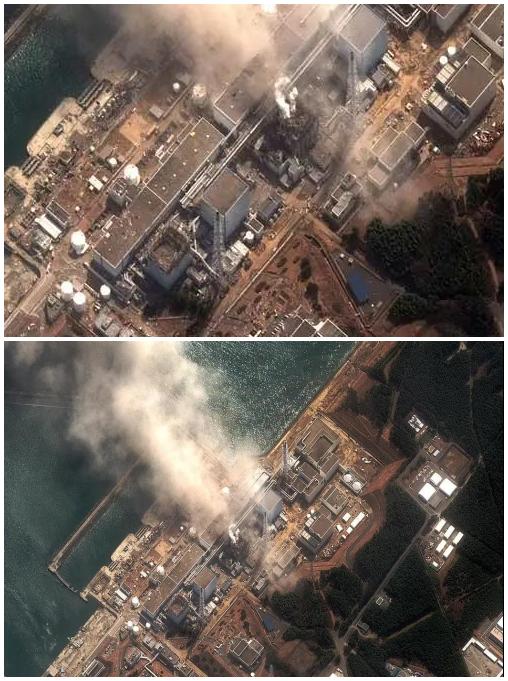 Phối cảnh vệ tinh cho thấy tác động việc xả nước thải hạt nhân ra biển của Nhật Bản sẽ đáng sợ tới mức nào - Ảnh 2.