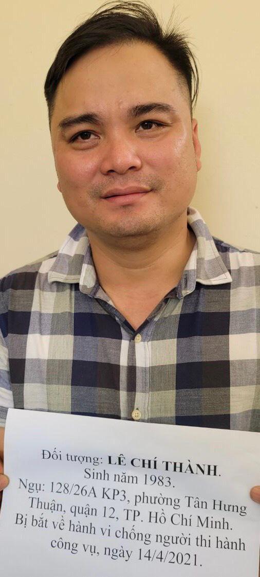 Cựu đại úy công an Lê Chí Thành bị tước quân tịch khi nào? - Ảnh 1.