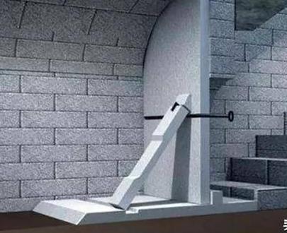 Mộ cổ Trung Quốc sau khi xây xong sẽ bịt kín, chôn sống luôn thợ xây: Mánh khóe nào giúp người này thoát khỏi tử huyệt? - Ảnh 2.