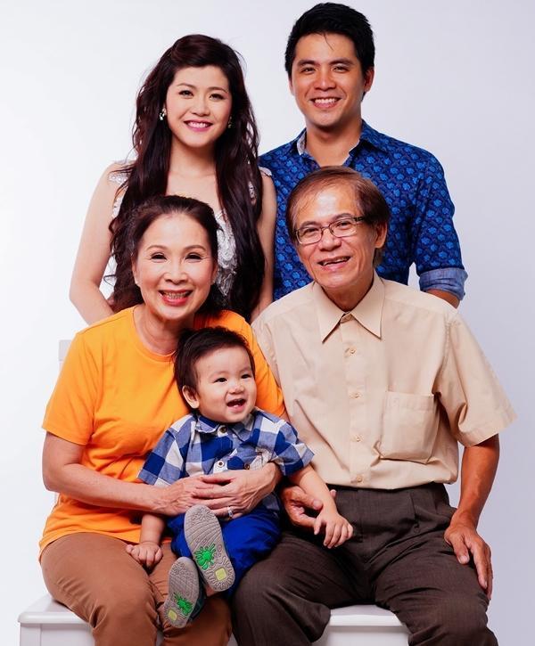 NSND Kim Xuân: Khi con trai và con dâu Thanh Phương đòi ra riêng, tôi sốc lắm - Ảnh 4.