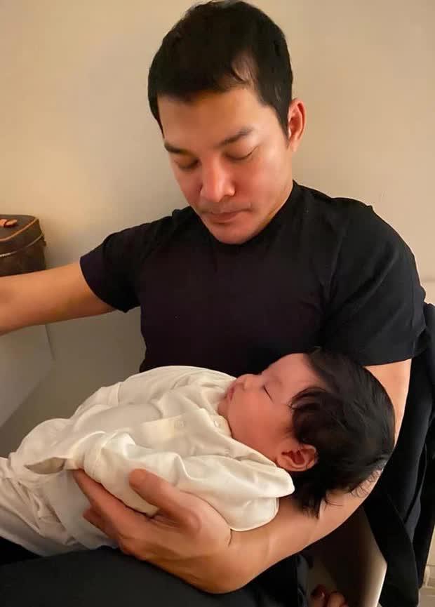 Trần Bảo Sơn lần đầu lên tiếng về chuyện có con gái thứ 2 sau 7 năm ly hôn Trương Ngọc Ánh - Ảnh 1.