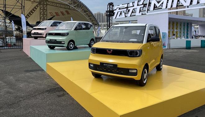 Phát sốt với ô tô điện siêu rẻ, chỉ từ 40 triệu đồng, có mẫu đã được rao bán tại Việt Nam - Ảnh 2.